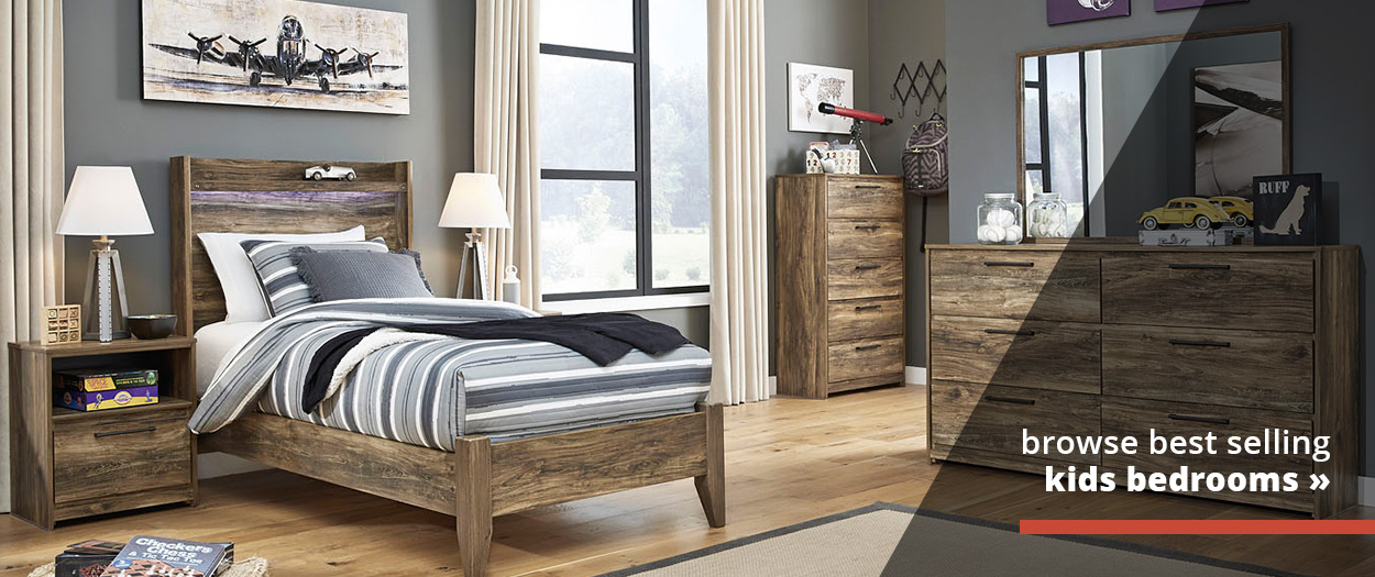 Modern Youth Bedroom Furnishings in ST Stephens Church, VA
